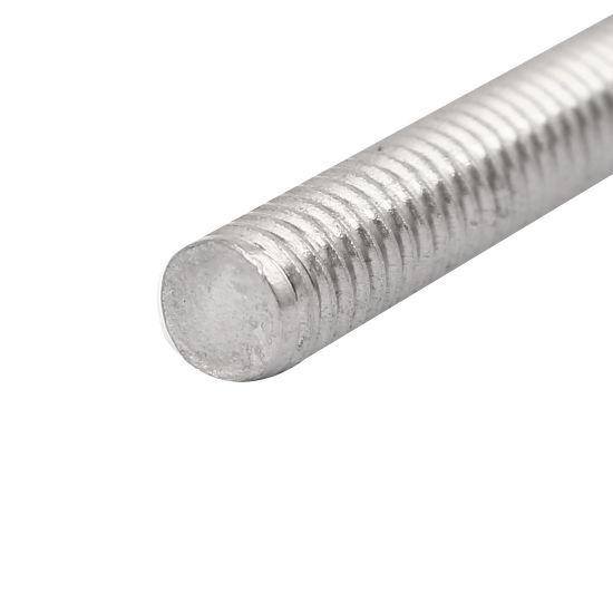 "#10-32 Thread Size 24/"" Length Right Hand Threads Brass Fully Threaded Rod"