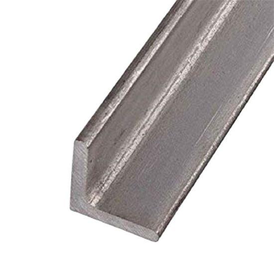 JIS Steel Grade Ss400 Ms Equal/Unequal Angel Steel