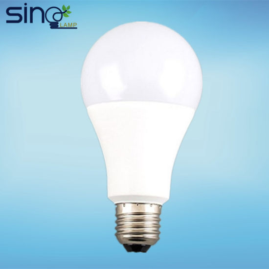 A60 LED Bulb Light E27/B22 15W 100-240V Ce RoHS Energy Saving Lamp High Lumen Smart LED Light Bulb