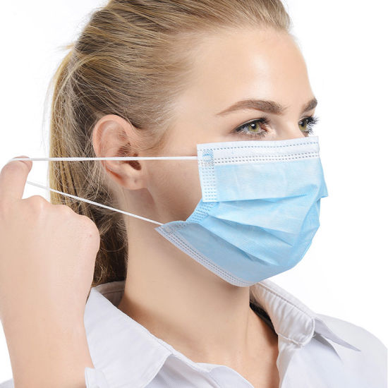 High Quality Medical Surgical Mask 3 Ply Face Mask Disposable Mask Disposable Face Mask Full Face Mask ISO