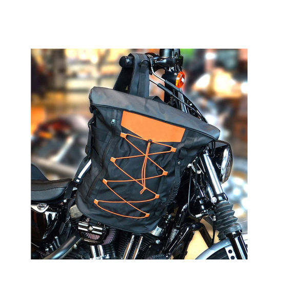 Expandable Motorcycle Travel Luggage: Weather Resistant Motorcycle Tail Bag Luggage Bag Duffle Bag Motorcycle Backpack