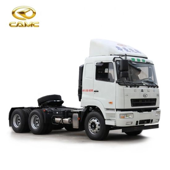 2021 CAMC High Quality 6*4 Heavy Trucks Tractor Trucks for Sale