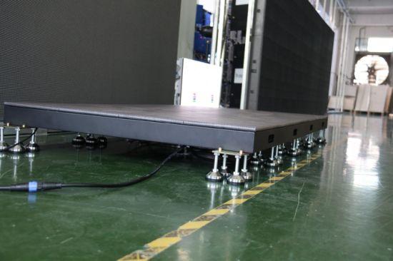 P3.91 Indoor Interactive Waterproof LED Video Floor