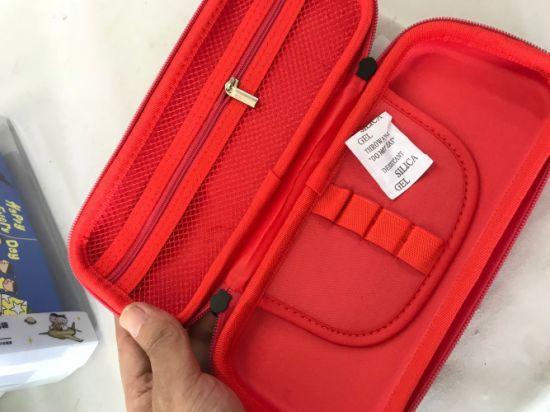 Customized Logo and Color EVA Pencil Case