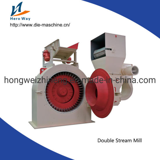 Hw5612 Double-Stream Mill for Wood