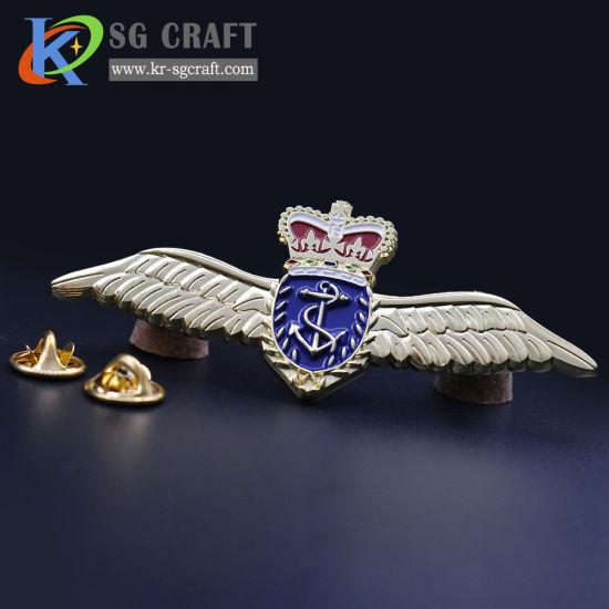 Hot Pin Manufacturer Enamel Lapel 3D Gel Badges Wedding Lapel Pins