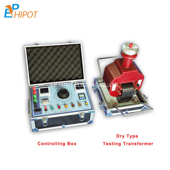 Hot China Supplier High Voltage Withstand Test Kit