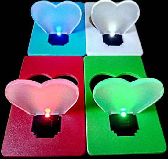 Light up Wallet Pocket Card Light