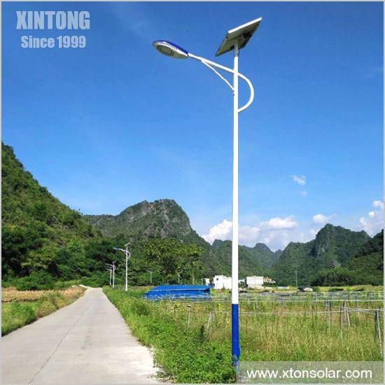 All in One Integrated Outdoor LED Solar Street/Garden /High Mast /Traffic Light 30W 40W 50W 60W Light