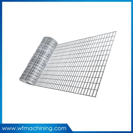 OEM Galvanized Double Iron Wire Mesh Fence