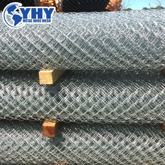 Mining Roof Chain Link Mine Supporting Mesh for Copper Mesh