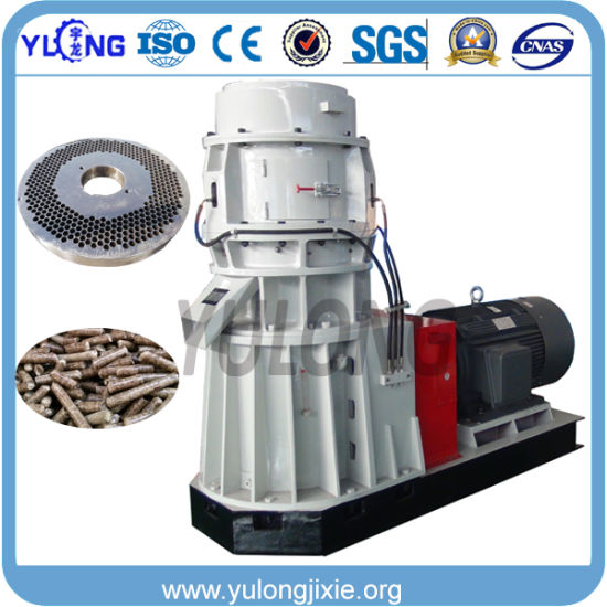 Flat Die Sawdust Pellet Machine Ce Approved pictures & photos
