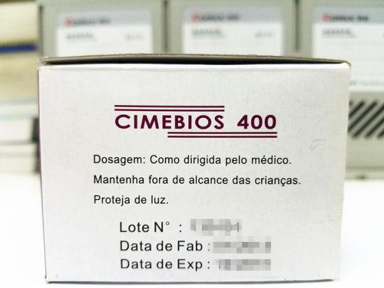 China Western Medicine Cimetidine Tablets Bp 400mg - China