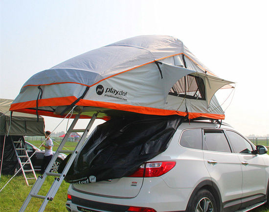 Convenient Waterproof Folding Car Roof Top Tent with Large Space  sc 1 st  Beijing Unistrengh International Trade Co. Ltd. & China Convenient Waterproof Folding Car Roof Top Tent with Large ...
