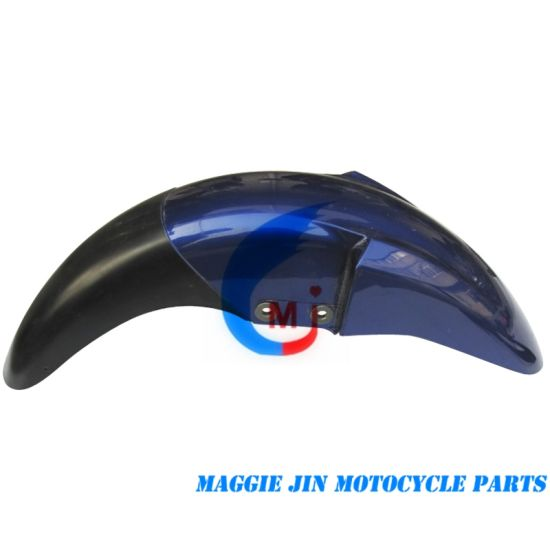 Motorcycle Spare Parts Front Fender Motorcycle Mudguard for Discover 135 pictures & photos
