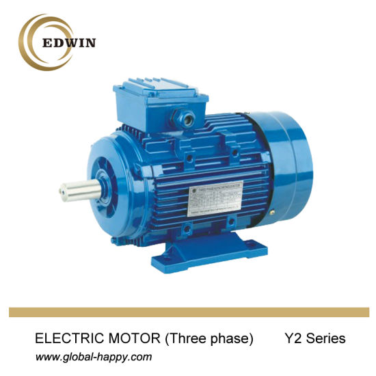 Three Phase Y Series Electric Induction Motor pictures & photos