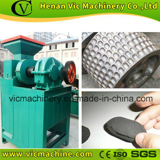Ball Press Briquette Machine charcoal briquette machine pictures & photos