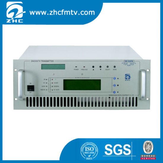 New 100W Analog TV Transmitter