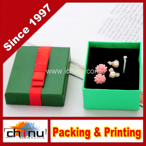 Custom Printed Luxury Jewelry Box (140003) pictures & photos