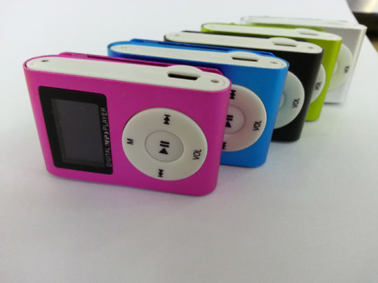 MP3 Music Player with Clip and TF Card Function HiFi MP3 Player pictures & photos