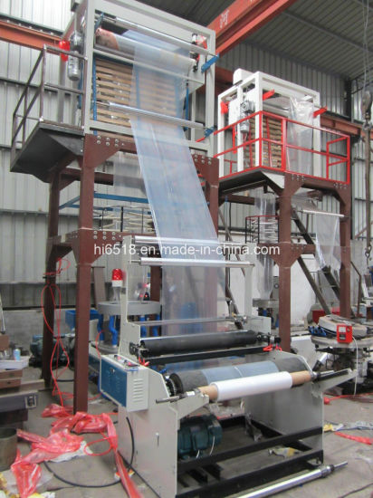 High-Speed Film Blowing Machine for Shopping Bag
