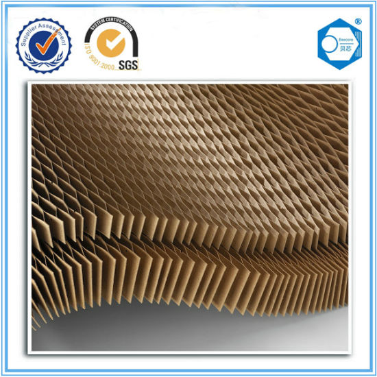 Low Cost Paper Honeycomb Core pictures & photos