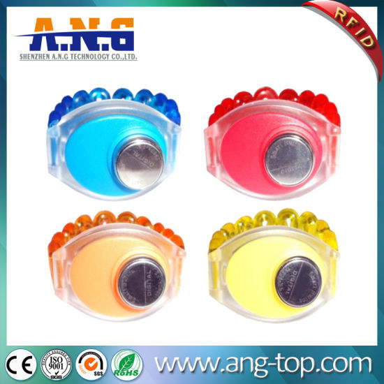 RFID Smart Card / Ibutton Key / Ibutton Holder Wristband / Bracelet pictures & photos