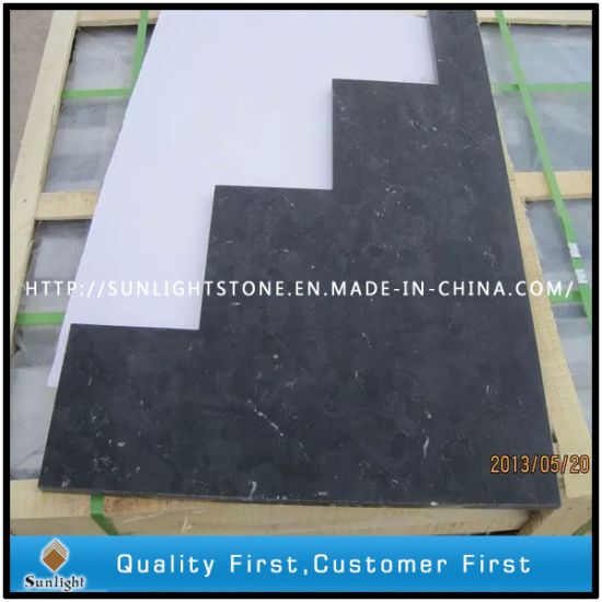 Natural Stone Flamed/Honed/Tumbled Bluestone Limestone for Paving pictures & photos