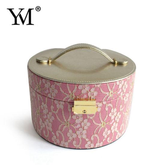 Wholesale New Product Cute Elegant Girls Makeup Vanity Case