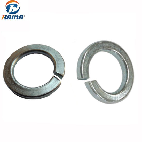 Structural Stainless Steel Spring Washer DIN127 Lock Washer
