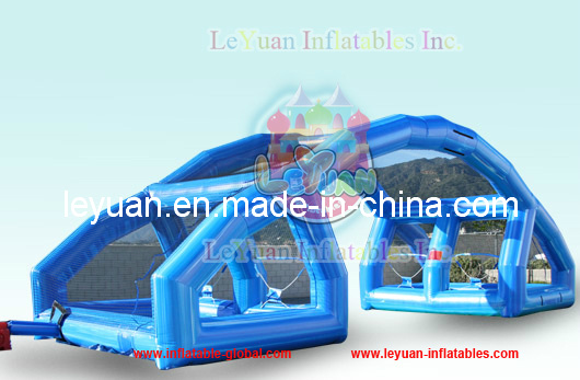 China Factory Price Inflatable Water Balloon Battle Game for