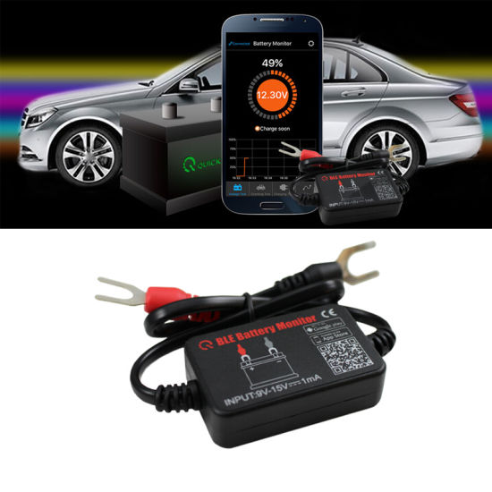 Car 12V Battery Tester Analyzer BM2 Bluetooth 4.0 Digital Real Time Monitoring