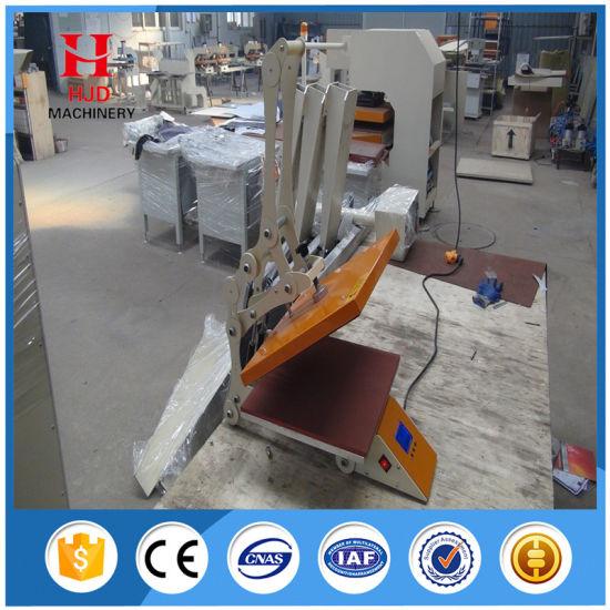 China Digital Press Machine T Shirt Printing Machine for Sale