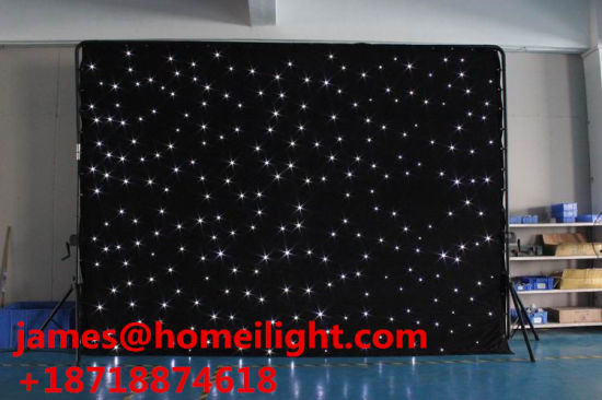 Best Seller Ceiling Star Curtain Light with LED Bulb in Stage Lighting Effect pictures & photos