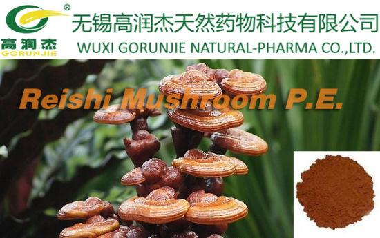 China Anti-Cancer Natural Organic Reishi Mushroom P  E