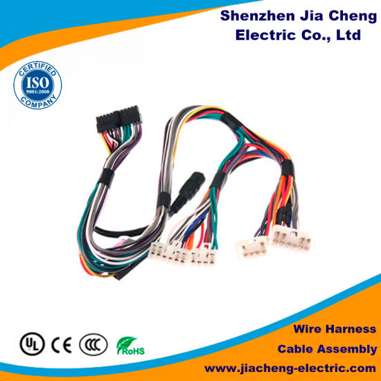 China Molex 4.2mm Pitch Electrical Cable Wire Terminal ... on