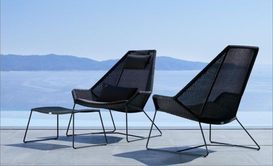 Modern Outdoor Furniture, Chaise Lounge, Chaise Chairs, Benches, Sunbed Ml-106