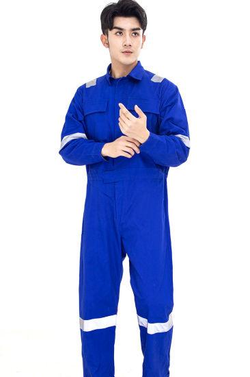 100% Cotton Stretch Textile Workwear Mill Uniform Work Clothing