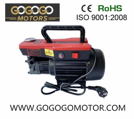 High Pressure Pump Sg Cleaning Equipment