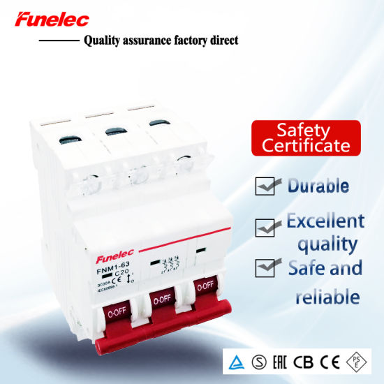 China 63 AMP 4p Circuit Breaker, Best Brand MCB, Safety Types of ...