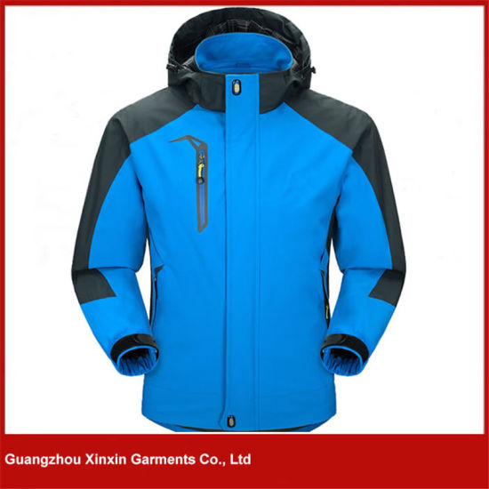 cd9d614aa8e Wholesale Men′s Polyester Casual Waterproof Windbreaker Jacket for Outdoor  (J75)