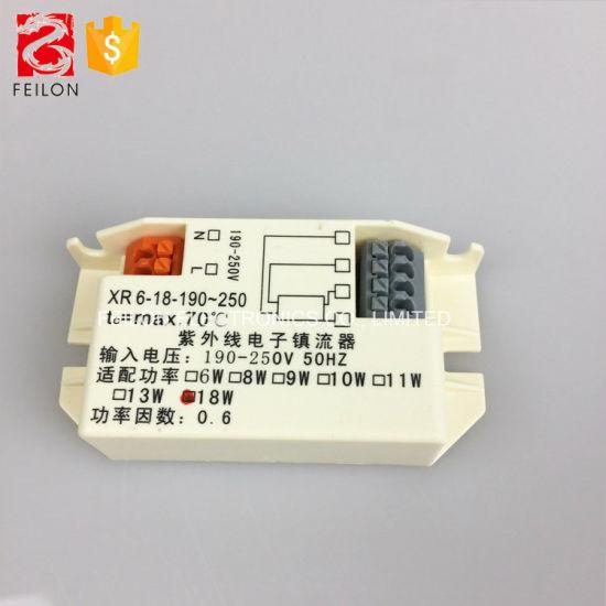 Terrific China Selling 220V 18W Electronic Ballast Uv Light Ballast Wiring Wiring Digital Resources Funapmognl