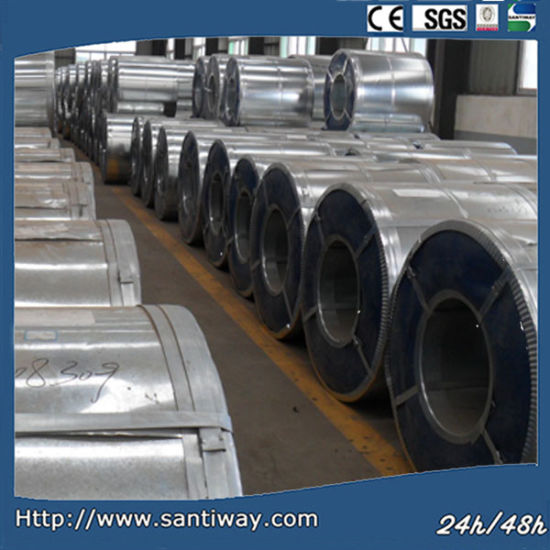 Galvanized Steel Coils with ISO9001: 2008