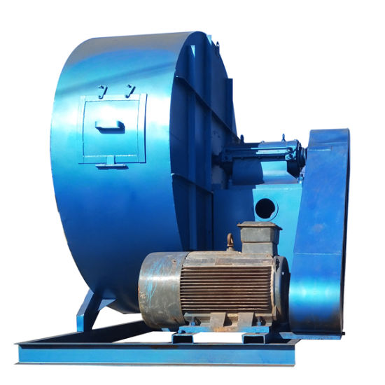 Latest Design Carbon Steel Fan / Stainless Steel Centrifugal Fan for Cement Industry
