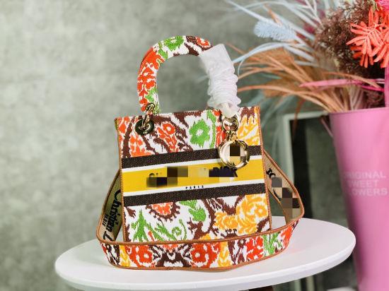 Fashion Ladies Evening Bag Handbag Paper Fashion Lady Handbag for Vacation