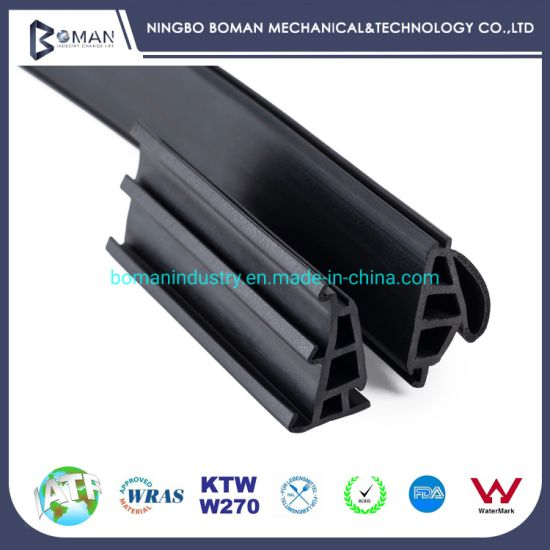 NBR Rubber Product, Rubber Plastic Strip Seal, O Ring Cord