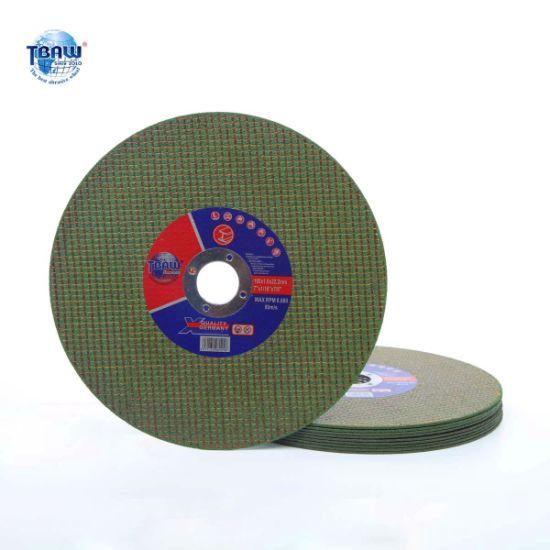 China Factory 7' 180 mm High Speed Cutting Disc, Cutting Wheel, Cut off Wheel, Grinding Wheel
