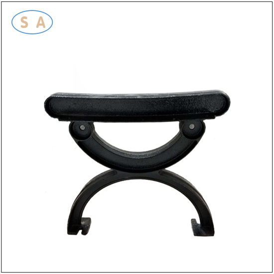 OEM Cast/Ductile/Grey Iron Resin Coated Sand Casting Bench Leg