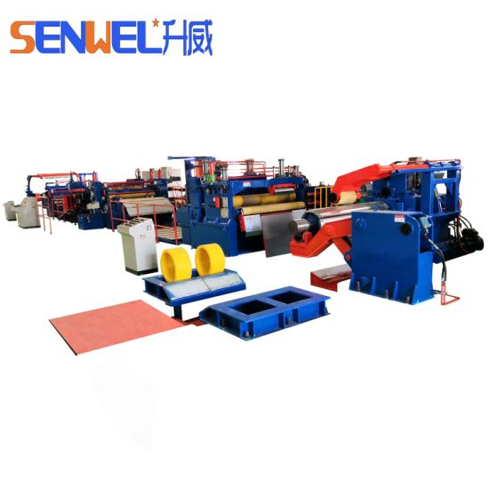 Stainless Steel Coil Slitting Machine Factory Price