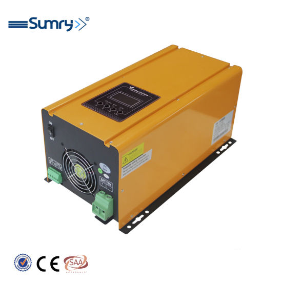 Hot Selling Solar Products 12/24/48VDC Pure Sine Wave Power Inverter Charger 1000W to 6000W